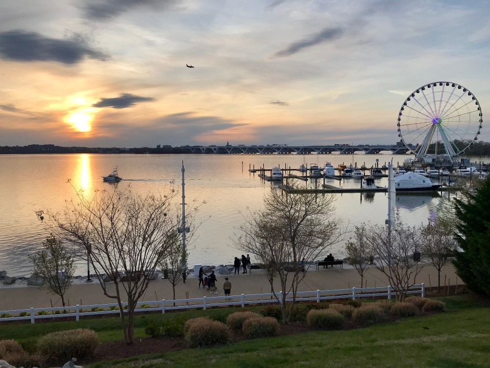 National Harbor places in DC to visit away from the Mall
