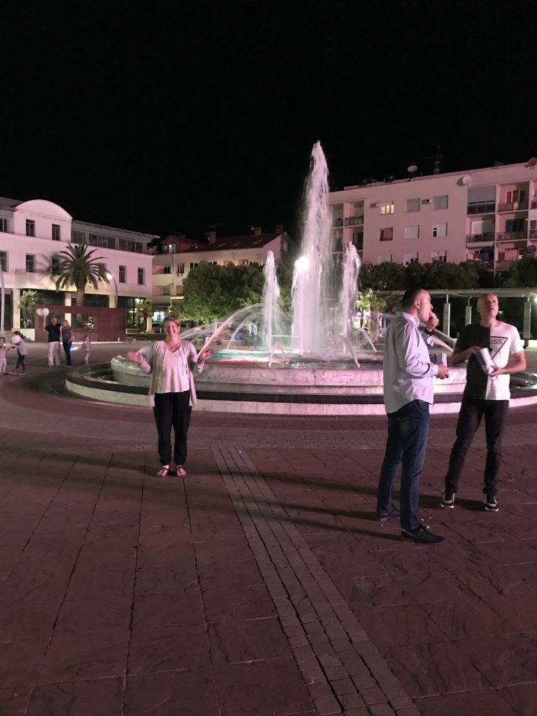 Podgorica nightlife