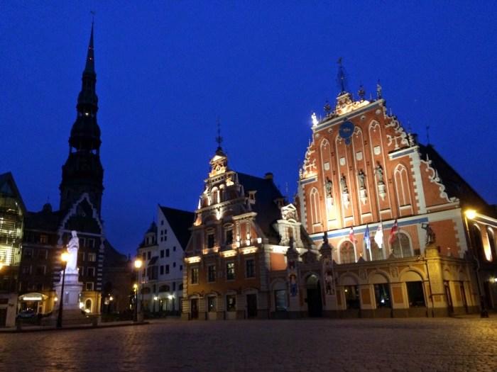 24 hours in Riga, Latvia travel advice