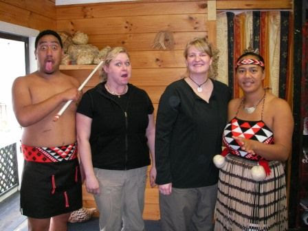 New Zealand road trip Maori culture Rotarua