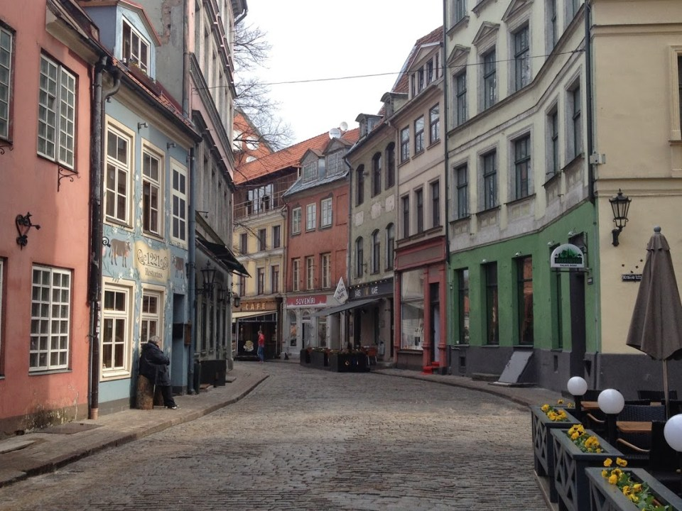favorite cities to visit travel Riga Latvia