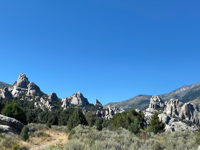 Castle Rocks State