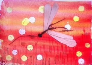 Crete: winged insect