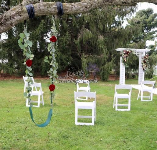 Janes Flower Shoppe Weddings Events010