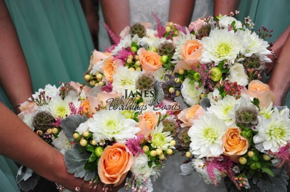Janes Flower Shoppe Weddings Events023