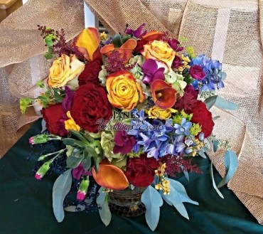 Janes Flower Shoppe Weddings Events042