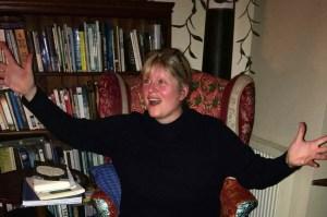 Jane Talbot storyteller Northern Ireland