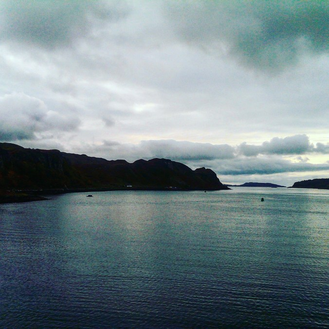 Heading to Colonsay