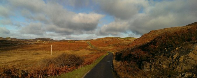 Quiet Roads on Colonsay