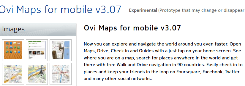 Improvements to Ovi Maps on the Nokia N8 and Some Recommended Symbian ^3 Apps