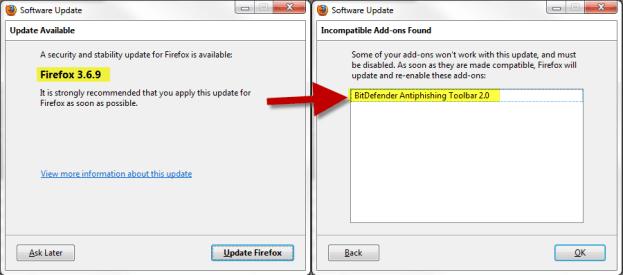BitDefender AntiPhishing Toolbar