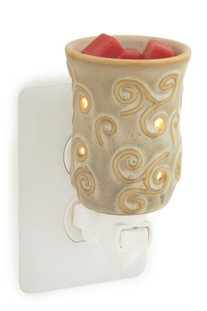 Sand Plugin Wax Warmer