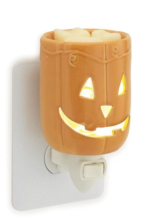 Pumpkin Plugin Wax Warmer
