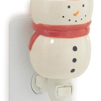 Snowman Plugin Wax Warmer
