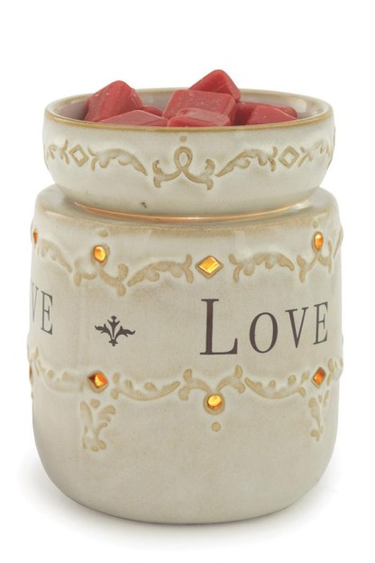 Live Love Laugh Electric Wax Warmer