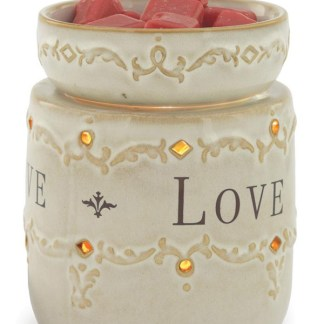 Live Love Laugh Electric Wax Warmer