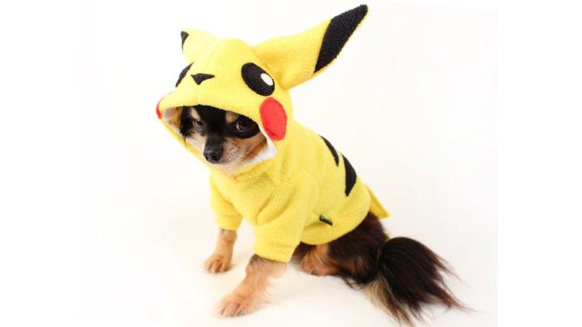 Pikachu Pet Halloween Costume