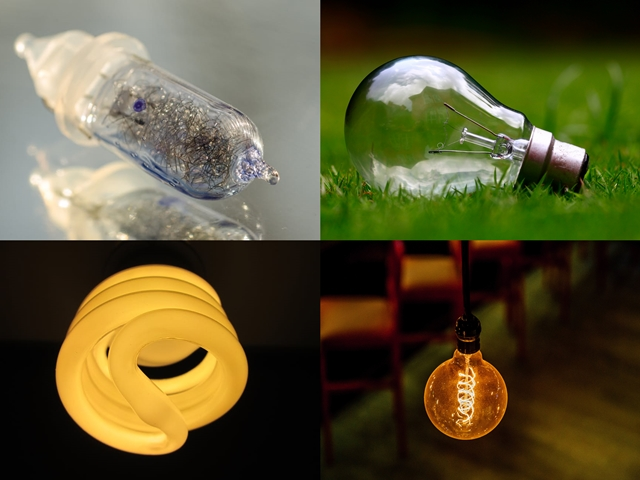 Image Source: Pixabay - Light Bulb Options