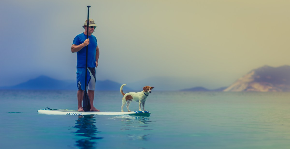 Introduction to SUP - Stand Up Paddle Boarding