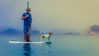 Intro to SUP Stand Up Paddle Boarding