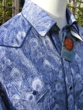 Don Smith's shirt in Liberty 'Hera'
