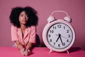 Christian single woman waiting on God