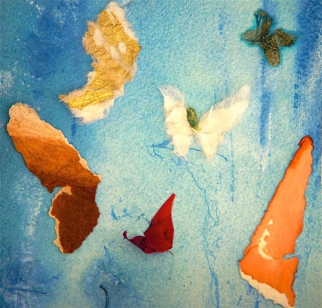 Butterflies at Iguassu 42 ©2009 by Janet Brugos