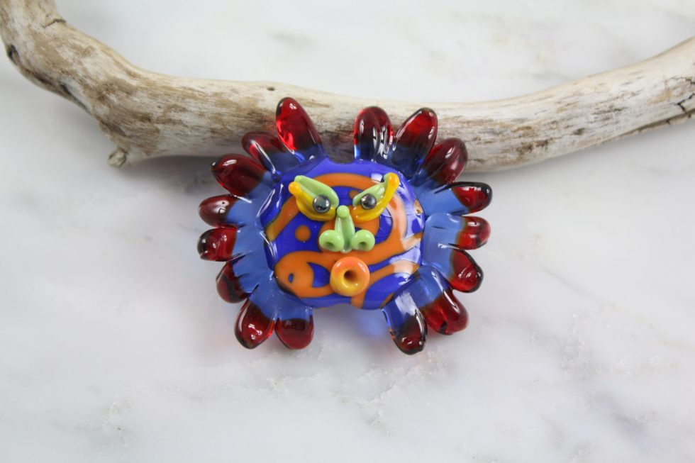 Bed Head Bead by Janet Crosby