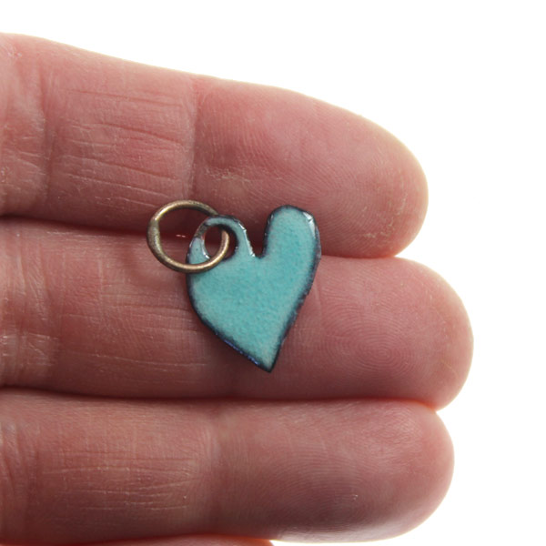 Sky Blue Heart by Janet Crosby