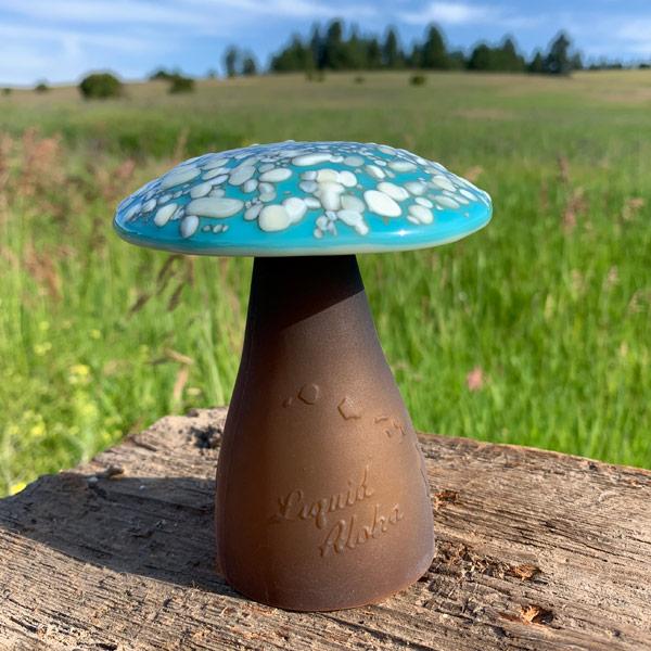 Aloha Blue Speckle Mushroom