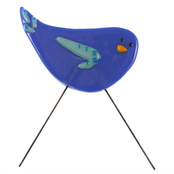 Garden Bird - Callie by Janet Crosby