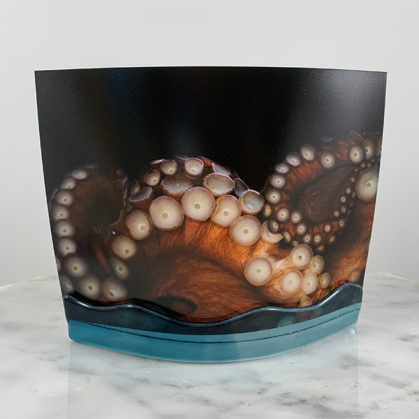 Under The Sea Photo Stand by Janet Crosby