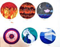 Zodiac design exercise.