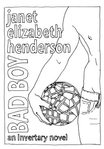 Invertary colouring page Bad Boy