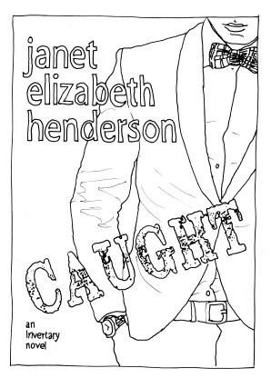 Invertary colouring page Caught