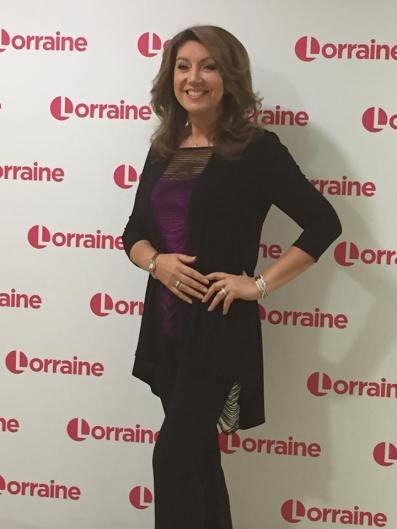 Lorraine August 2016