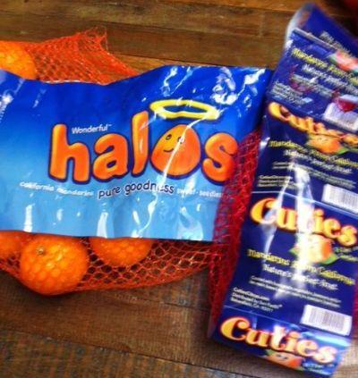 Halos and Cuties
