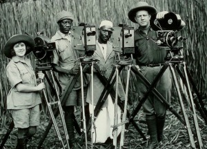 jungle filming