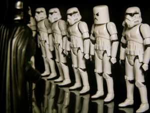 darth vader clones