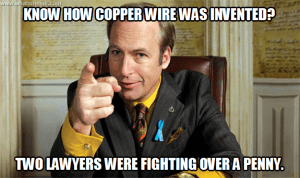 lawyers and money