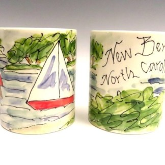 new bern mug by janet francoeur
