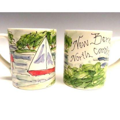 Celebration Pottery New Bern Mug