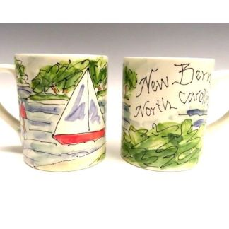 Celebration Pottery New Bern Mug