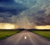 16575317-the-road-to-storm--photo-compilation-the-grain-and-texture-added