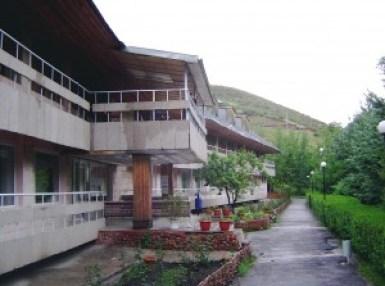 Our Soviet-era sanatorium
