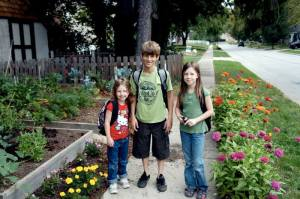 Kendall, Mikah, and Isabella, 2012