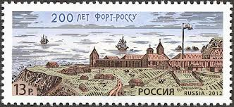 A 2012 Russian stamp showing a generic fort -- It was the closest I could find!