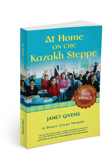 At Home on the Kazakh Steppe