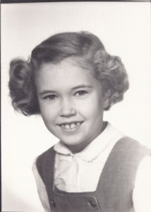 Janet Givens, 7 years old