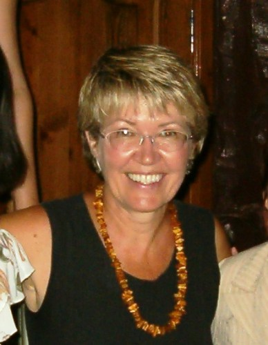 In the Peace Corps, Janet Givens, Author of At Home on the Kazakh Steppe